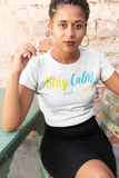 Stay Calm and Cute Short-Sleeve T-Shirt