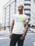 Feds Aint God Short-Sleeve T-Shirt