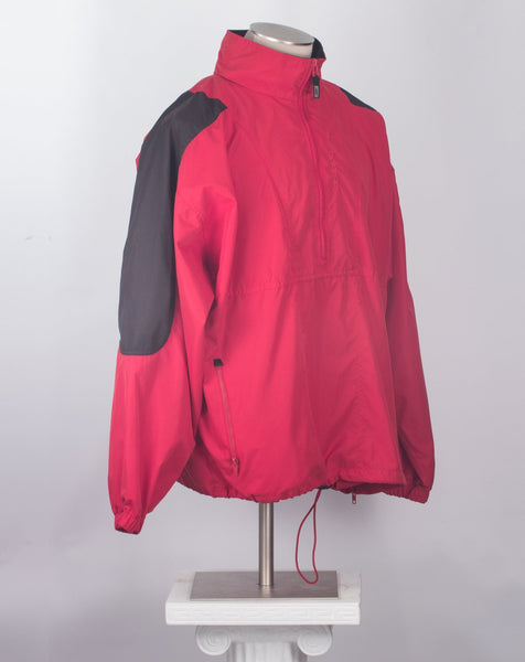 New Balance windbreaker vintage red jacket 90s