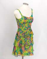 Jinty's of London 1960s dress - xs