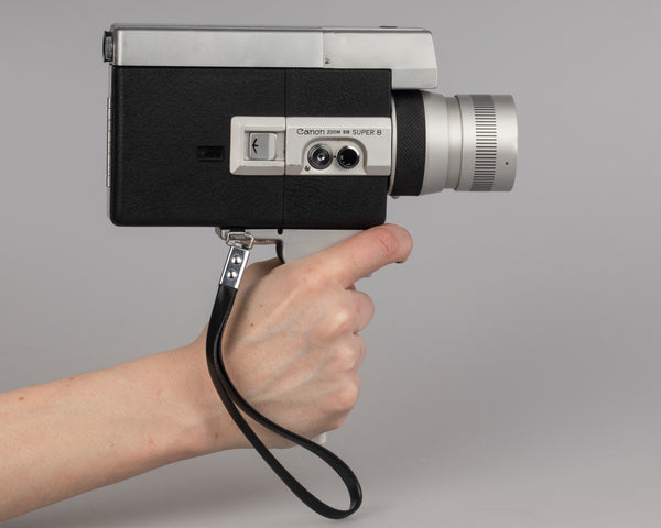 Canon Zoom 518 Super 8 movie camera