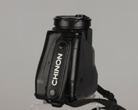 Chinon Genesis III 'bridge' 35mm film SLR with 38-110mm lens