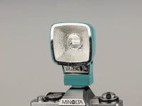 Diana F+ flash unit with accessories