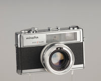 Minolta Hi-matic 9 35mm rangefinder camera