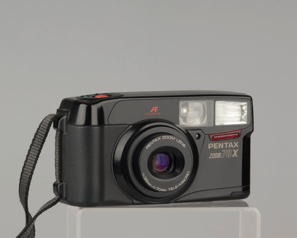Pentax Zoom 70-X 35mm point-and-shoot camera