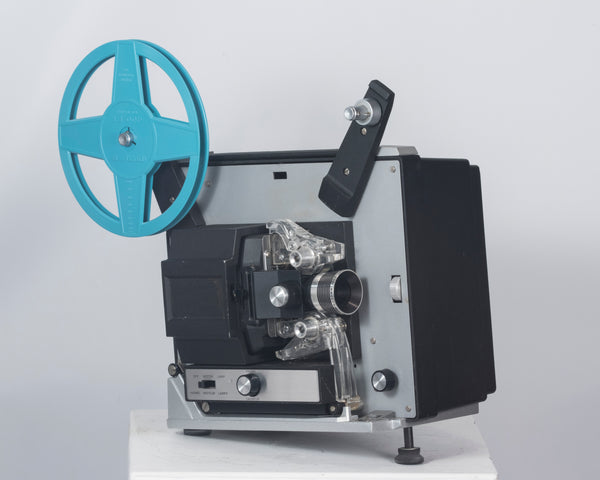 Bell and Howell 461 Super 8 movie projector