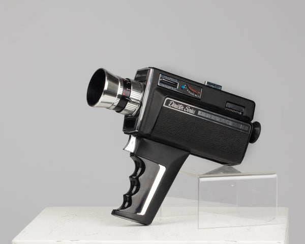 Bell and Howell 1206 Director Series Super 8 movie camera