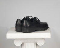 Black chunky 90s oxfords - size 7.5