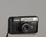 Canon Sure Shot Tele Max 35mm film camera dual 38mm f3.5/70mm f6 lens