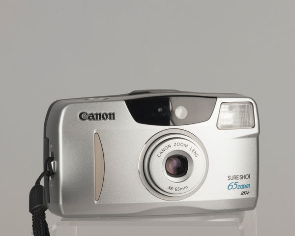 Canon Sure shot 65 Zoom 35mm film camera w/38-65mm lens