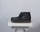 Clark's Wallabees black ankle boots