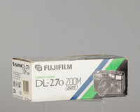 Fujifilm DL-270 Zoom 35mm camera with original box (serial 80618941)
