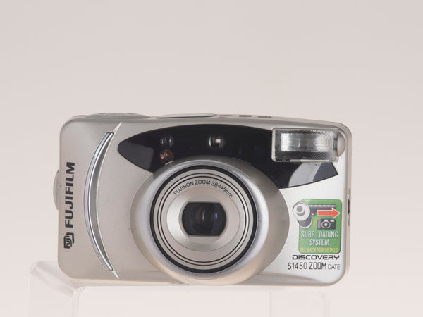 Fujifilm Discovery S1450 Zoom Date front view