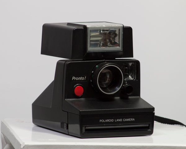 Polaroid Pronto! instant camera set