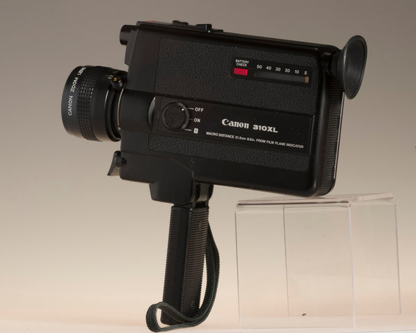 Canon 310XL Super 8 movie camera