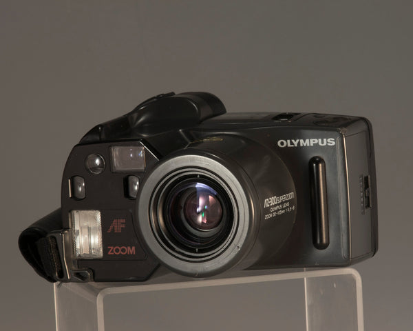 Olympus Superzoom AZ300 35mm camera