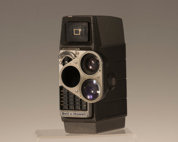 Bell and Howell Electronic Eye 393 8mm movie camera