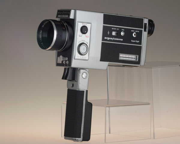 Argus Cosina Model 704 Super 8 movie camera