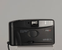 Minolta F10BF 35mm film camera with case (serial 34830119)
