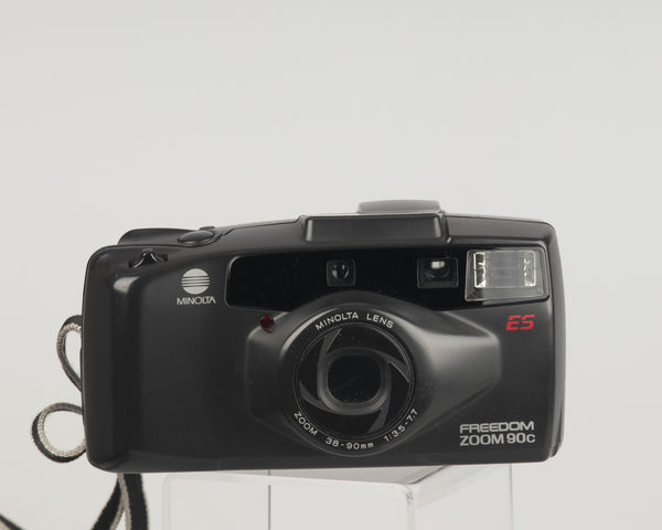 Minolta Freedom Zoom 90c 35mm film camera