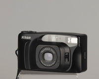 Nikon Nice Touch Zoom 35mm camera with case and manual