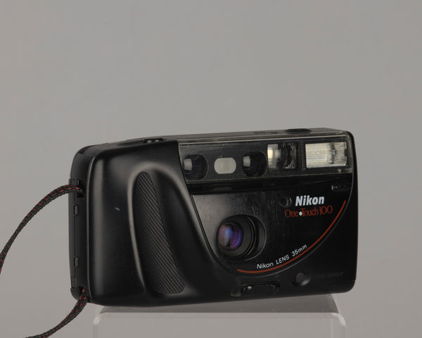 Nikon One Touch 100 35mm camera (flash not working; otherwise OK)