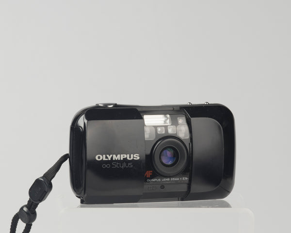 Olympus Infinity Stylus (aka Mju I) a classic high quality 35mm point-and-shoot camera