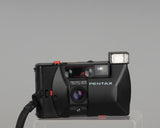 Pentax PC35AF with flash popped up