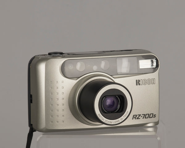 Ricoh RZ-700s 35mm camera with original box and manual