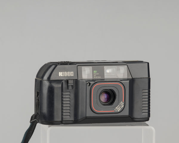 Ricoh TF-900 dual lens compact 35mm film camera
