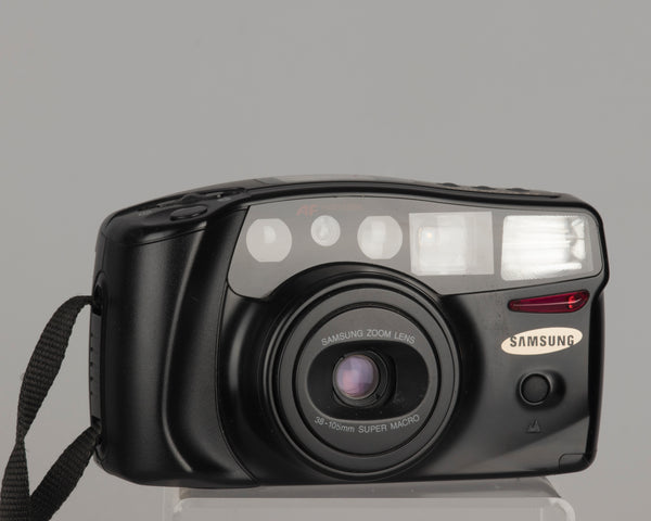 Samsung AF Zoom 1050 with case (serial 5B42638)
