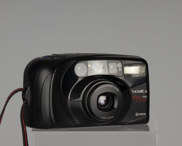 Yashica Eite Zoom 70 35mm film camera
