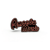 PSA Press - Amoeba Music Enamel Pin