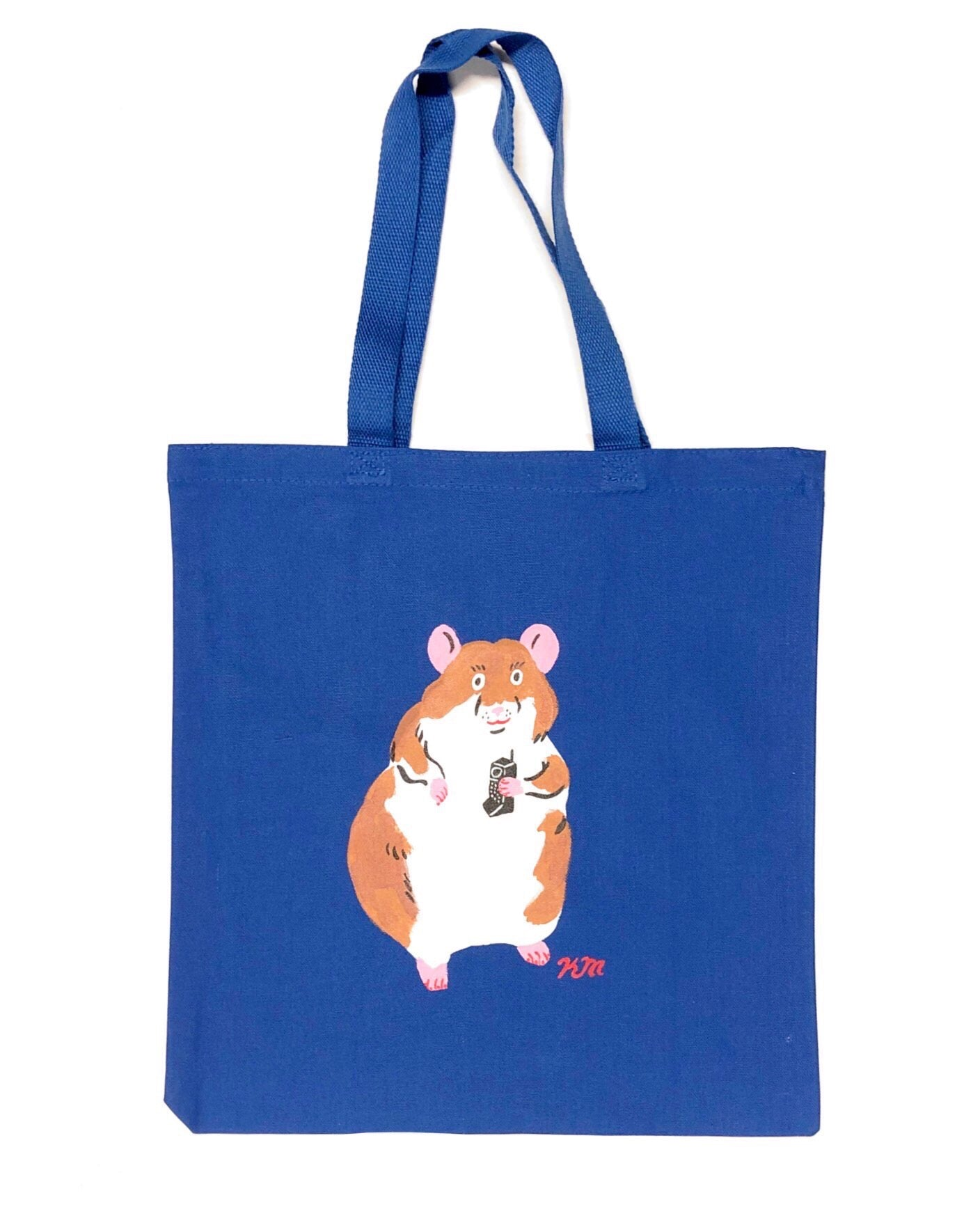 "Kristina Micotti - ""Business Hamster"" Tote Bag"