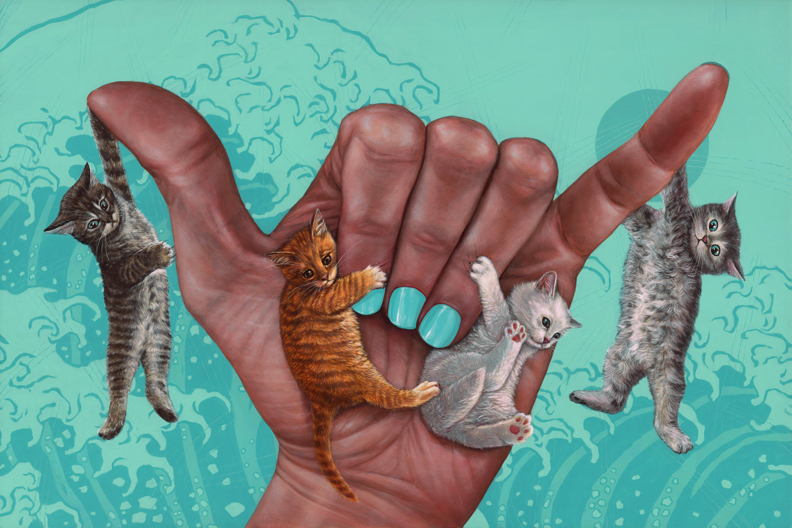 "Casey Weldon - ""Hang Tight"""