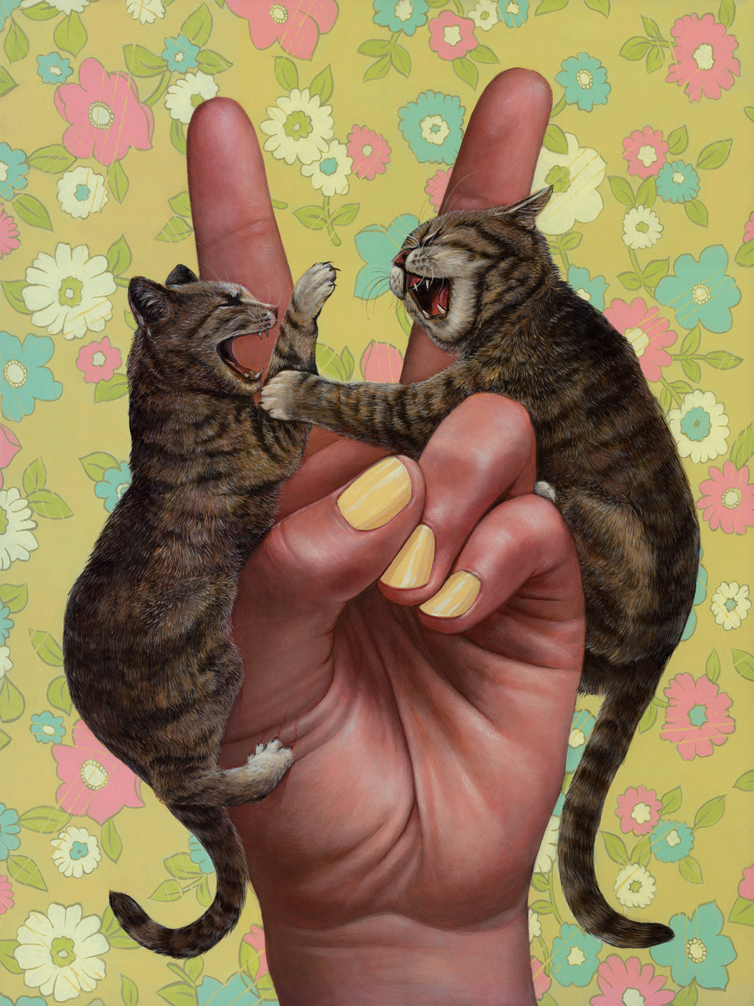"Casey Weldon - ""War and Peace"""