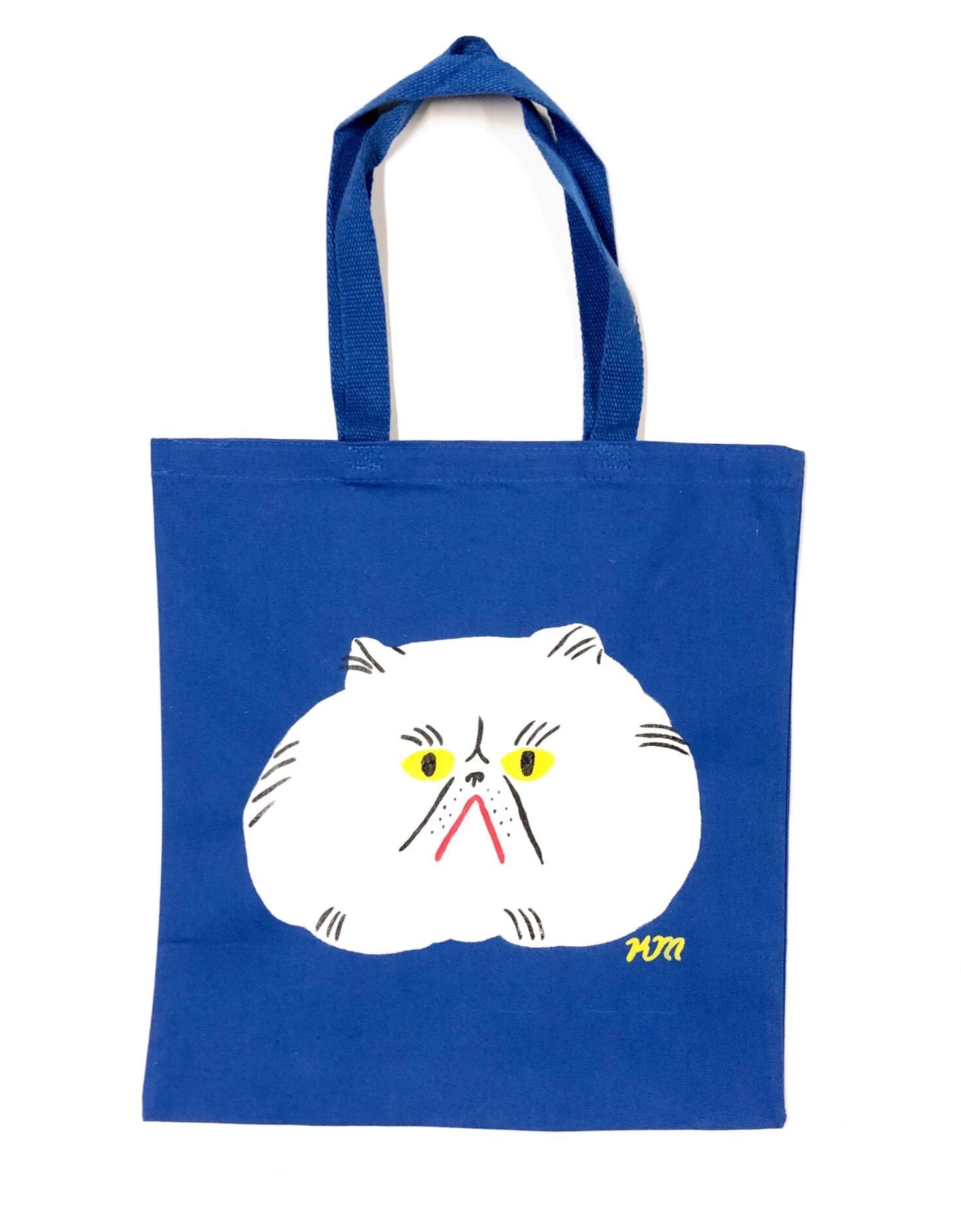 "Kristina Micotti - ""Cat"" Tote Bag"