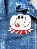 "Kristina Micotti - ""Cool Dog"" Patch"