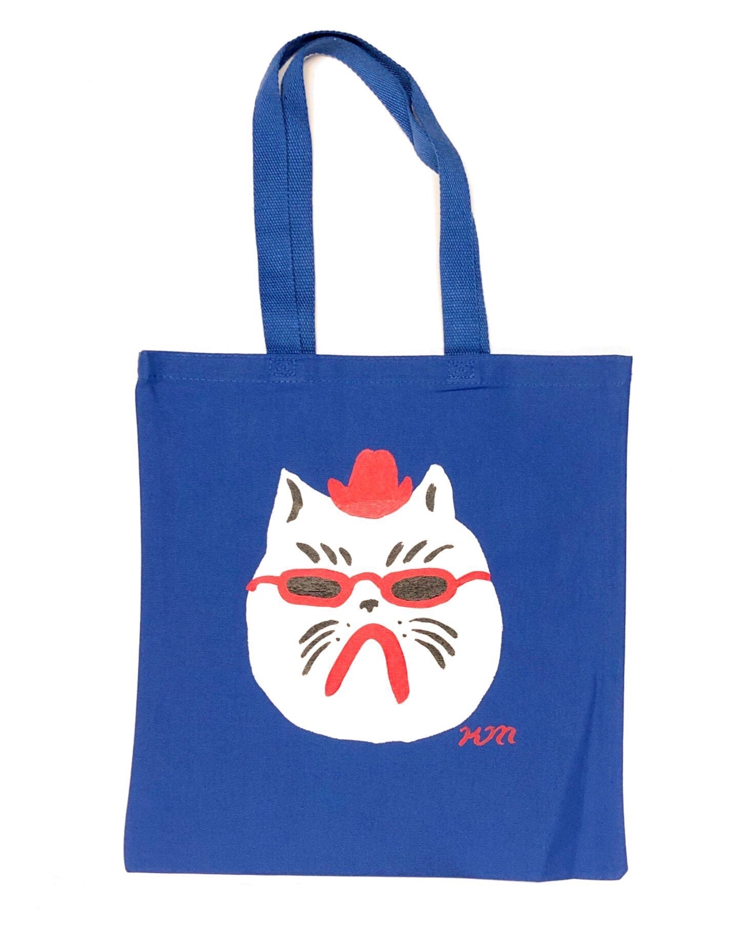 "Kristina Micotti - ""Cool Kitty"" Tote Bag"