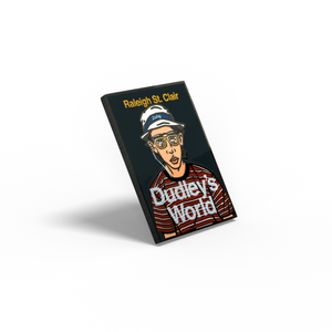 PSA Press - Dudley's World (The Royal Tenenbaums) Enamel Pin