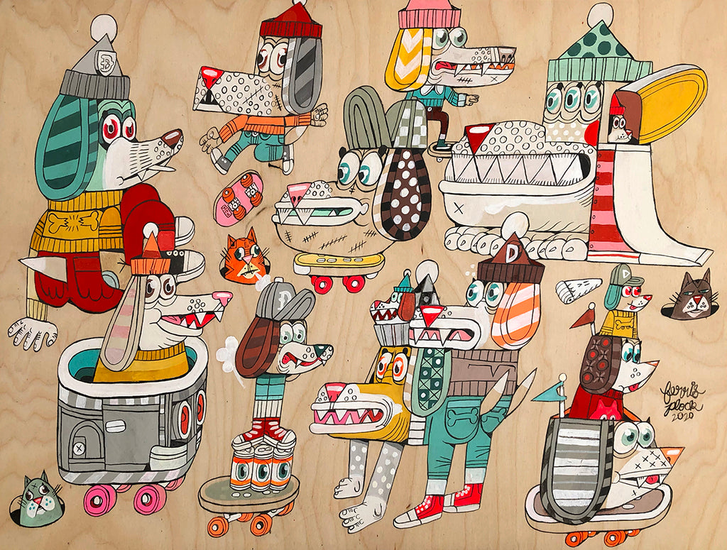 "Ferris Plock - ""DogWorld Vol. 2"""