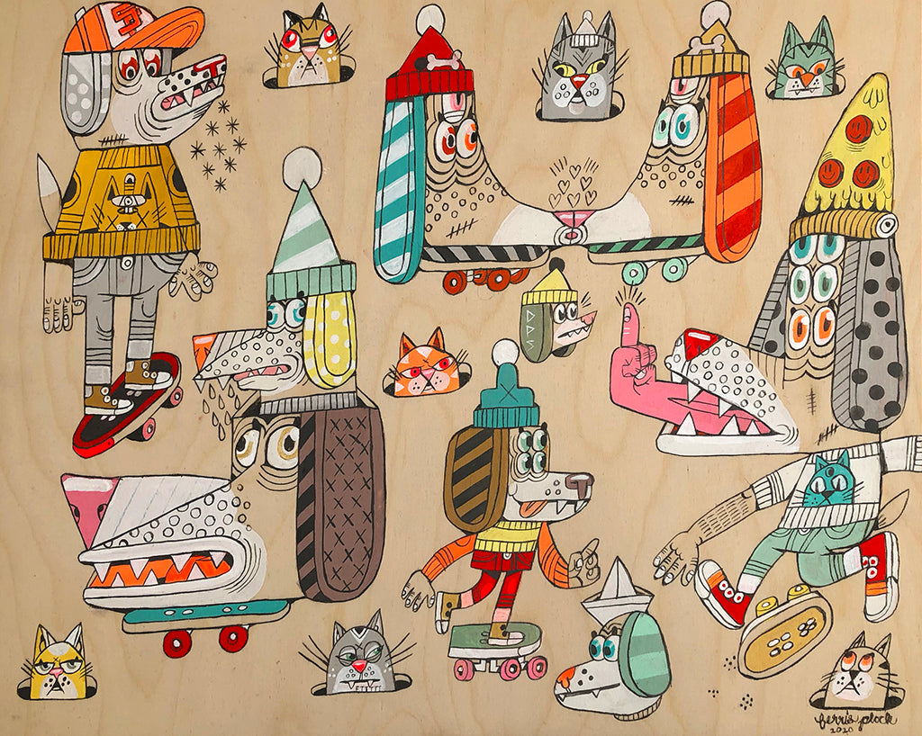 "Ferris Plock - ""DogWorld Vol. 1"""