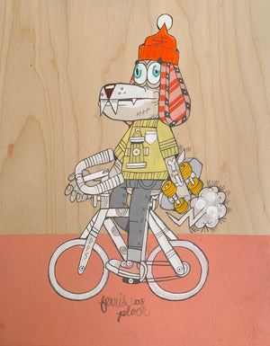 "Ferris Plock - ""Gas Power"""