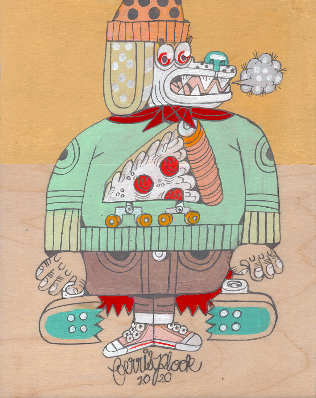 "Ferris Plock - ""Stay Focused"""