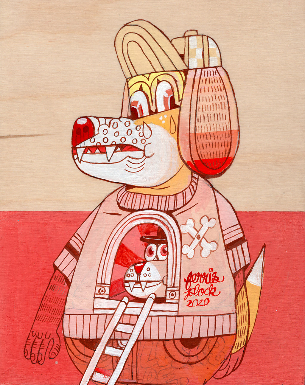 "Ferris Plock - ""Used To Skate"""