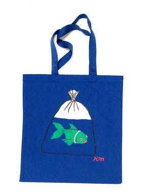 "Kristina Micotti - ""Fancy Fish"" Tote Bag"