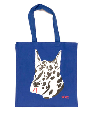 "Kristina Micotti - ""Great Dane"" Tote Bag"