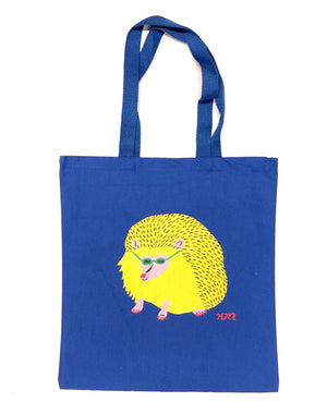 "Kristina Micotti - ""Hedgehog"" Tote Bag"