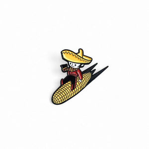 PSA Press - Jimmy the Cornman Enamel Pin