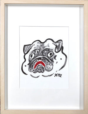 "Kristina Micotti - ""Beautiful Pug"""